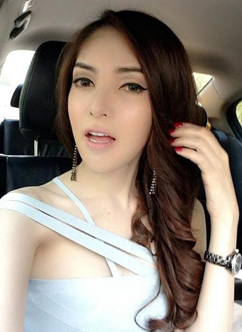 Ảnh gái xinh Thái Lan thật giả lẫn lộn 29