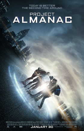 Project Almanac Poster
