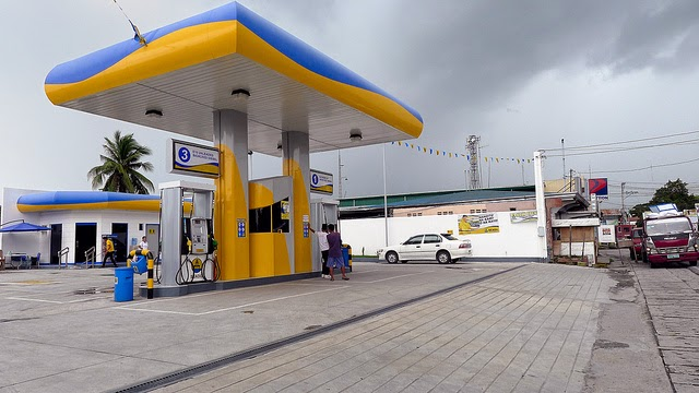 Seaoil Gasoline Station