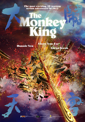 i No Thin Cung 3D - The Monkey King 3D 2012