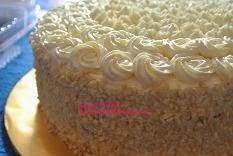 Kek Karot + Krim Keju