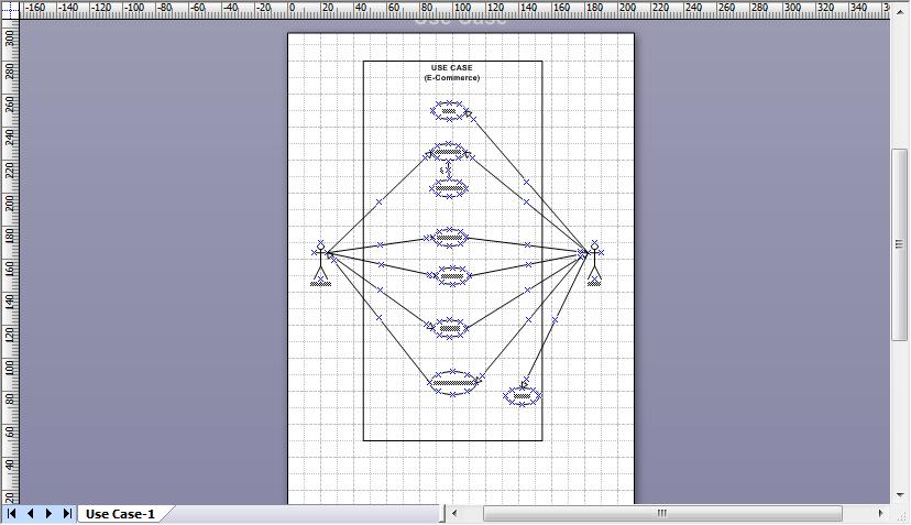 Cara Membuat Use Case Diagram Pada Ms Visio Blog From Newbie To