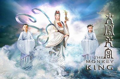 Hình Ành Diễn Viên Phim Đại náo thiên cung - The Monkey King 2013 Chung Tử Đơn