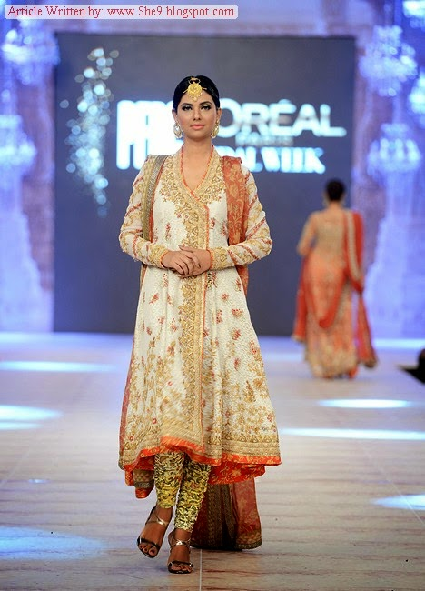 PFDC Bridal Fashion Show 2014-2015