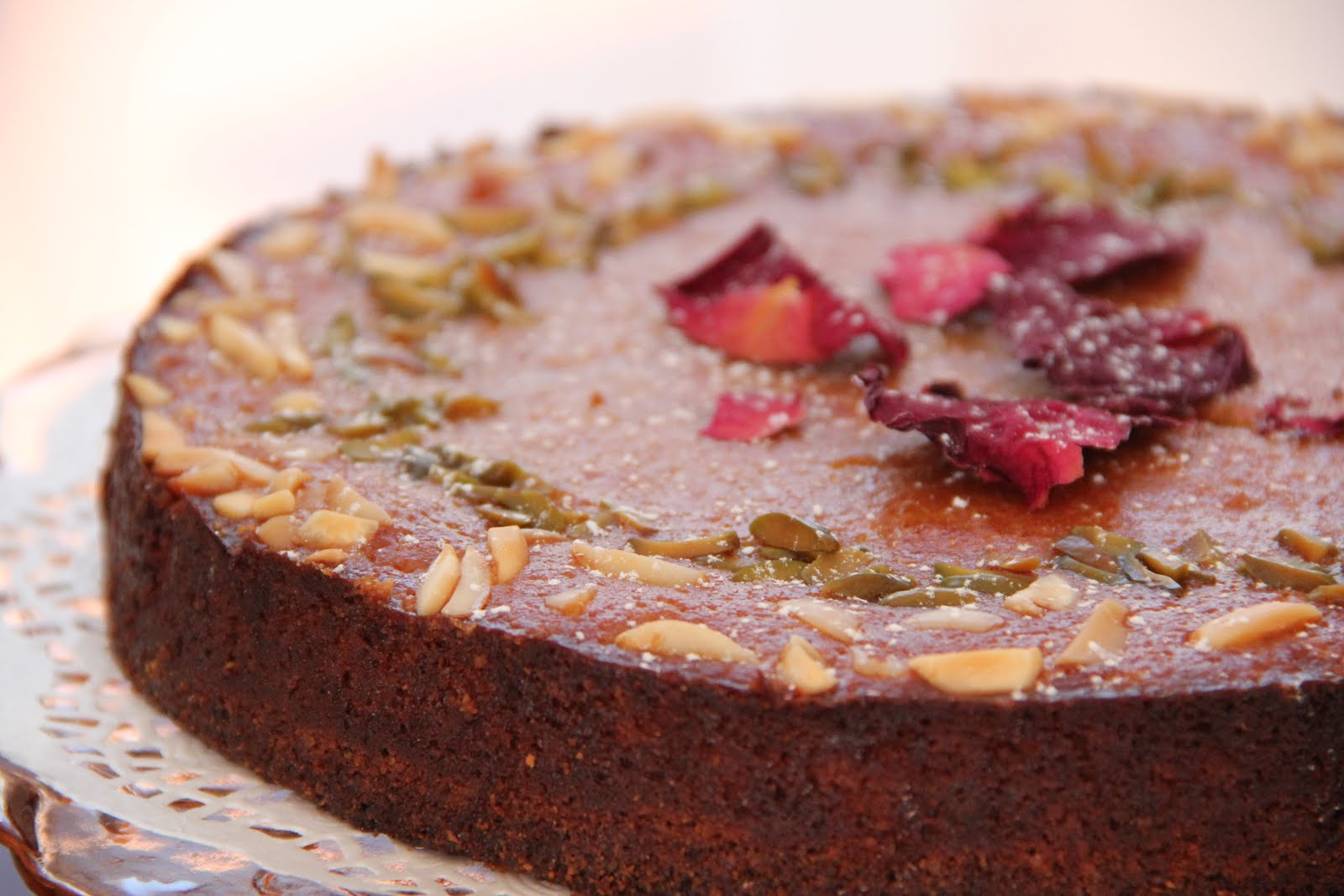Persian Love Cake Recipe My Kitchen Rules