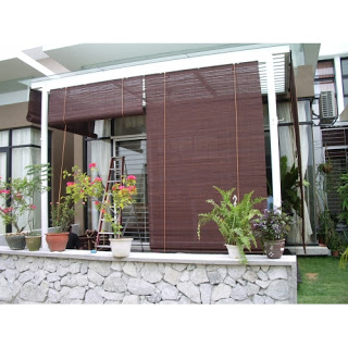 Bamboo Exterior Shades4