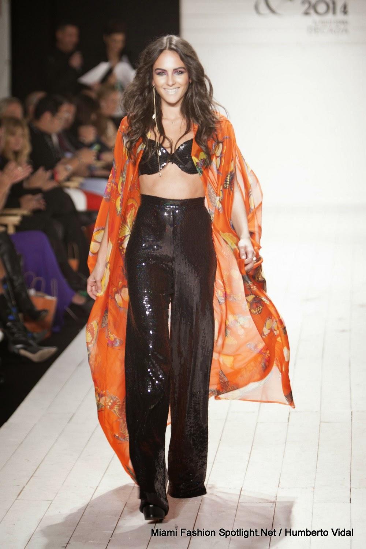 Leonardo Rocco celebrated Miami Hair, Beauty & Fashion 2014