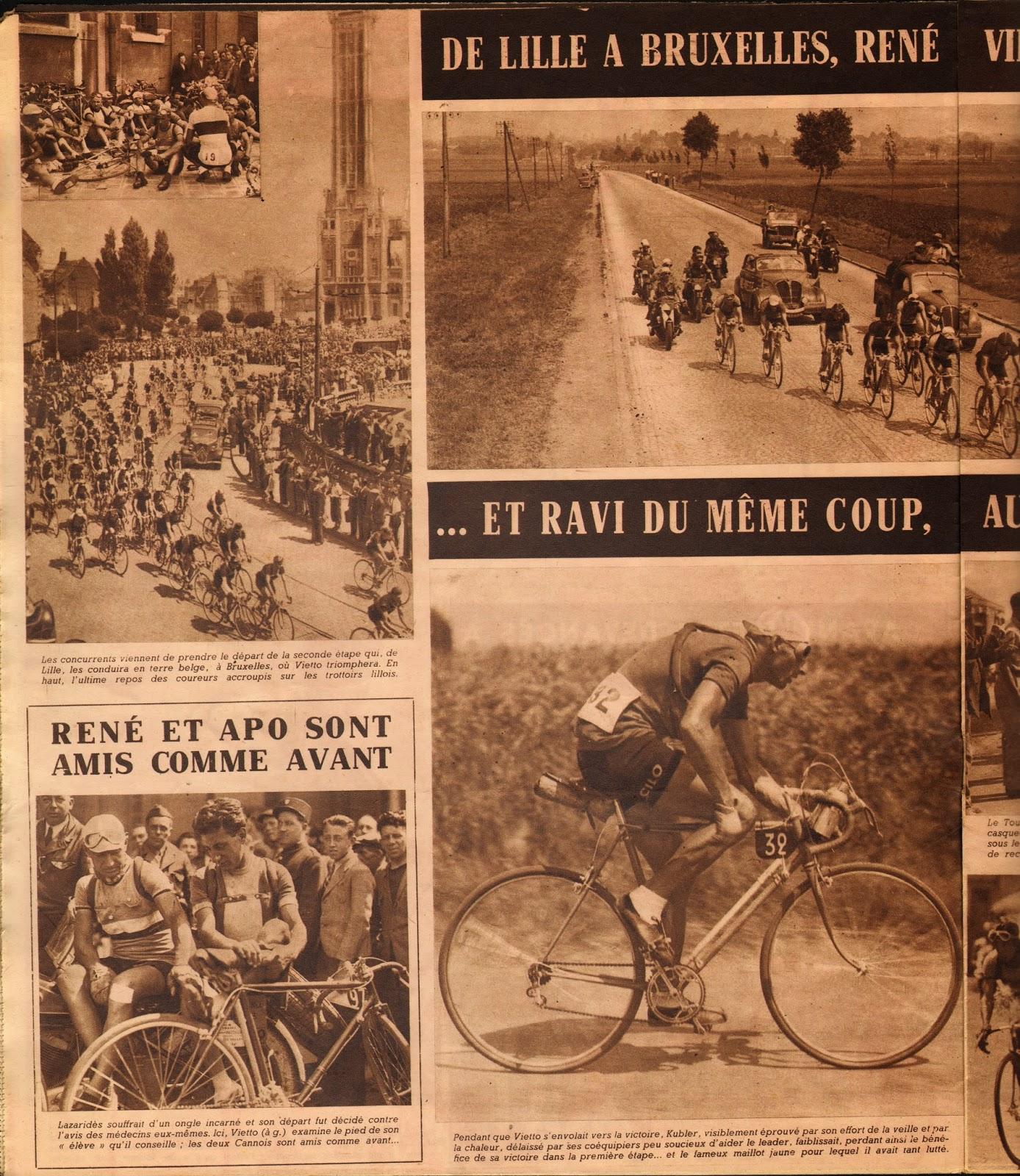 lazarides apo coureur cycliste