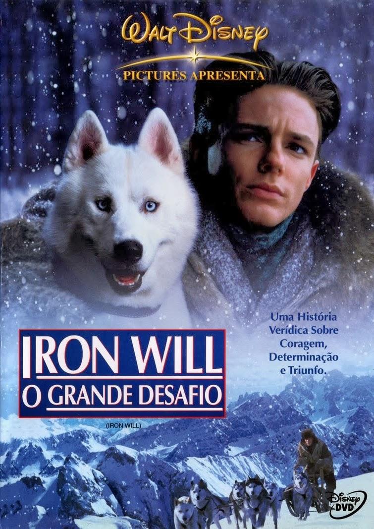 Iron Will: O Grande Desafio – Dublado