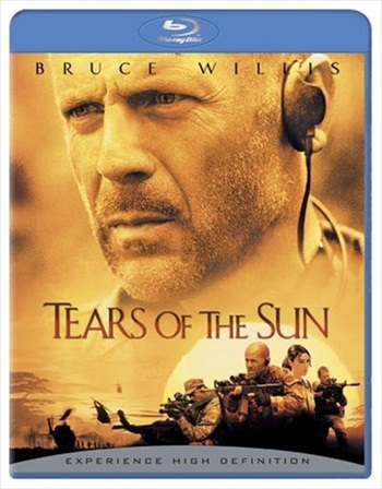Tears of the Sun 2003 Dual Audio 720p BluRay 900mb