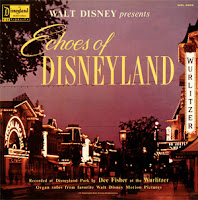 Disneyland Walt Disney World park soundtracks iTunes organ
