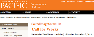SoundImageSound 10 - Call for intemedia and visual music composition works