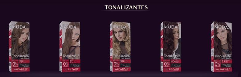 Tonalizante ALTAMODA é Alfaparf: Perfeito para quem quer cor, brilho e durabilidade