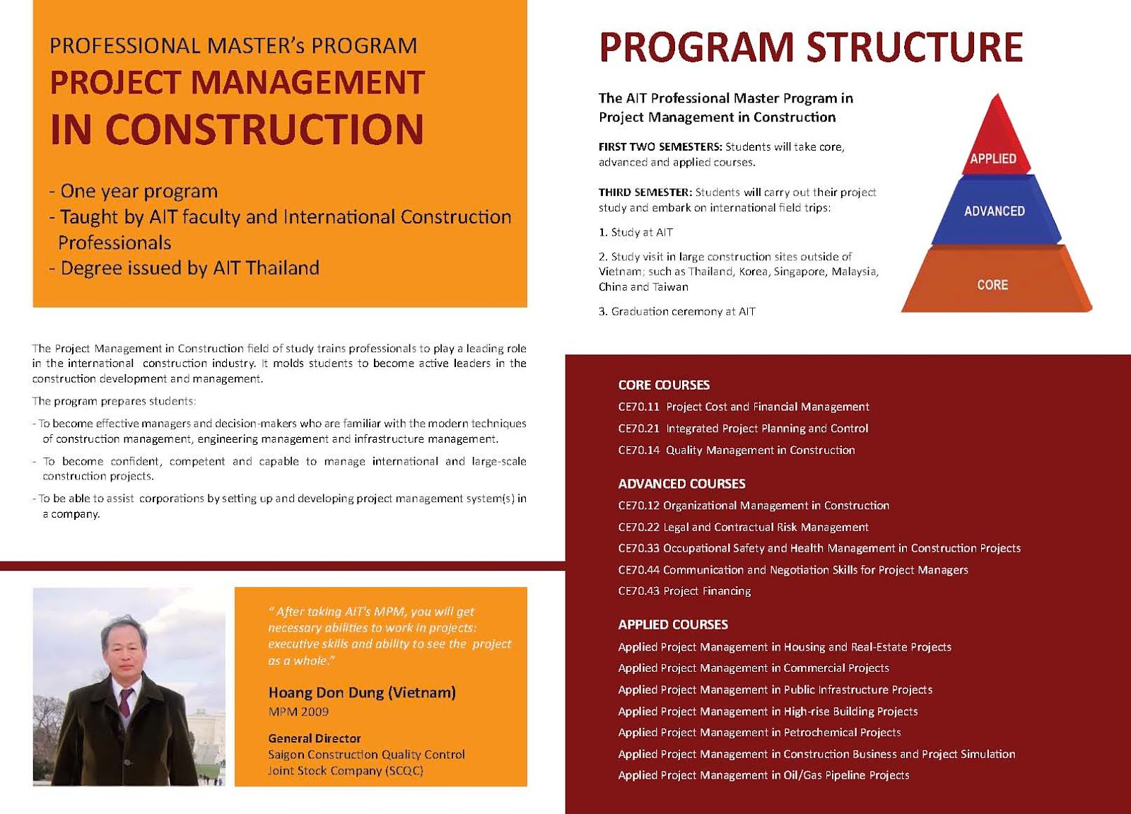 Dissertation On Construction Management