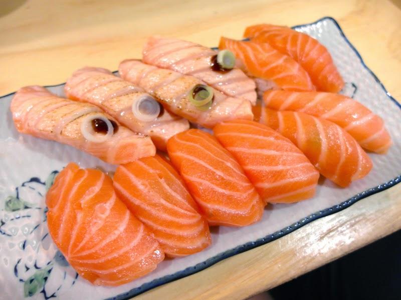 Ewha Summer Studies Hukusushi Salmon Sushi Seoul South Korea lunarrive travel blog