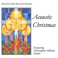 Acoustic Christmas album cover