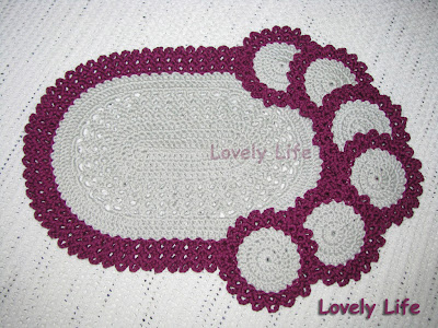 Free Patterns - 20+ Placemats & More to Knit & Crochet
