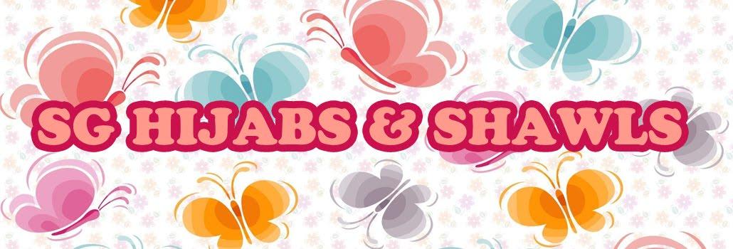 Shawls Online | Buy Shawl | Singapore & Malaysia