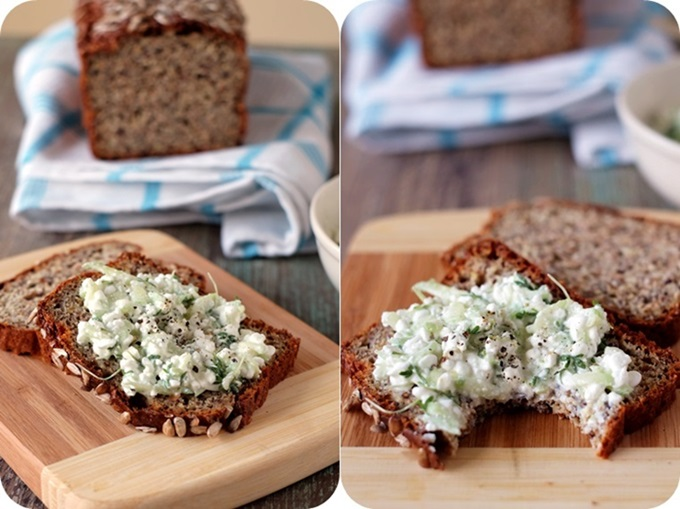 Brot backen low carb lowcarb