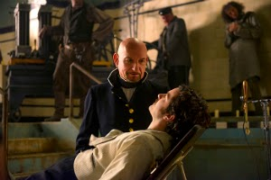 "Review of the movie ""Stonehearst Asylum."""