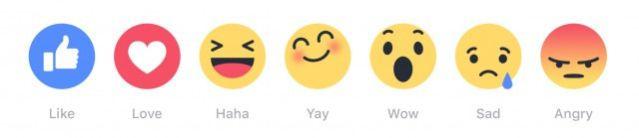 Facebook présente ses nouveaux emojis