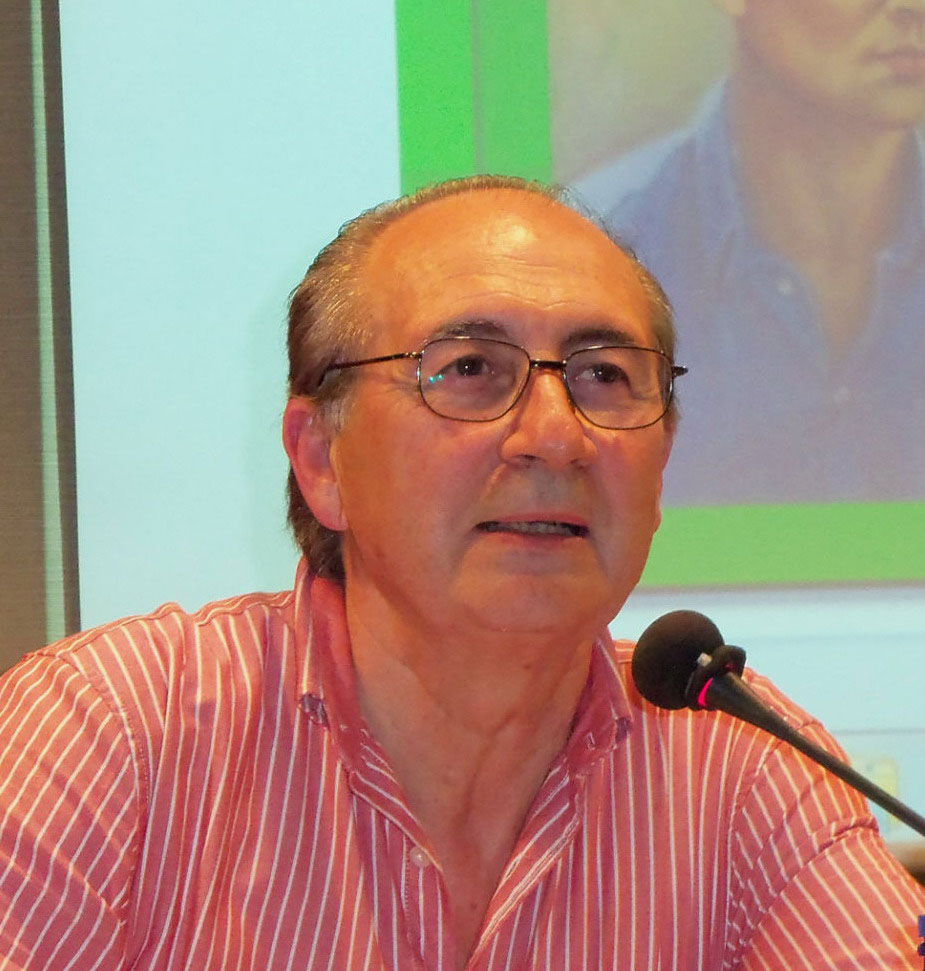 Ramón Palmeral es columnista