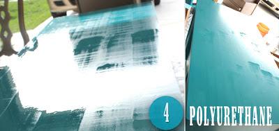 polyurethane finish