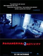 Actividad paranormal 2 (2010) [Latino]