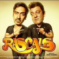 Rascals (2011 - movie_langauge) - Ajay Devgn,Sanjay Dutt, Kangana Renault, Lisa Haydon, Arjun Rampal, Satish Kaushik, Chunky Pandey