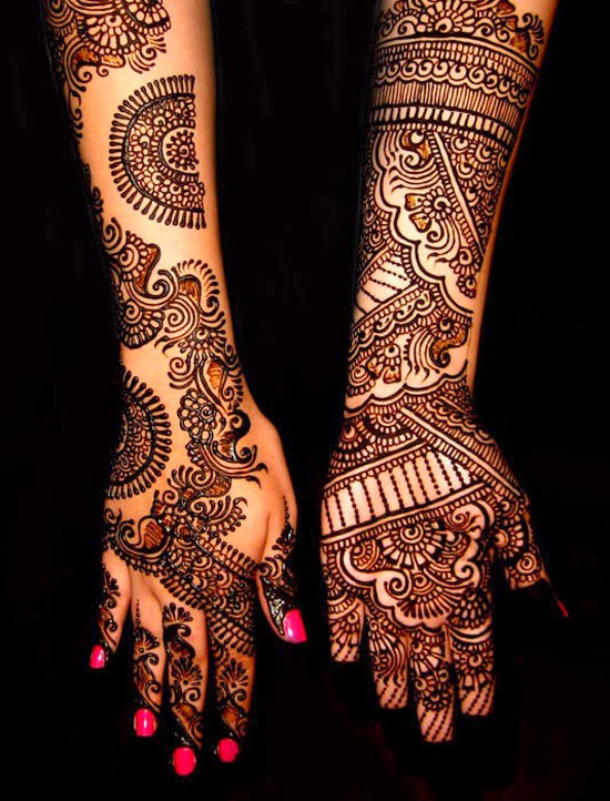 Mehndi Designs For Hands Images Free Download : Mehndi designs for hands free download dulha dulhan pics