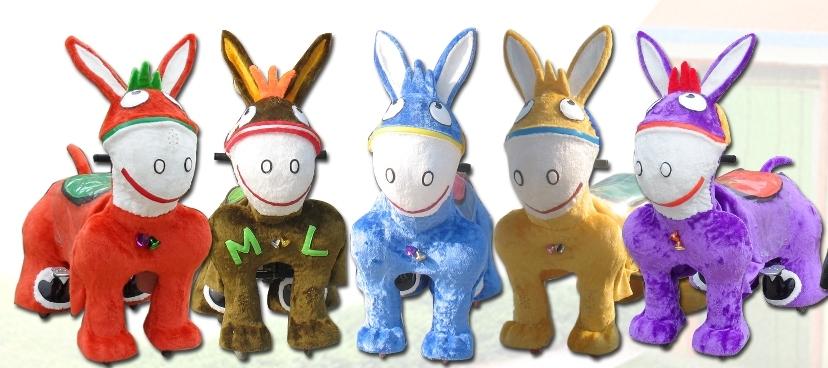 Animal Battery / Binatang Jalan Donkey