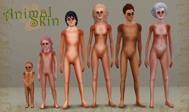 My Sims 3 Blog: Non-Default Animal Skin by JUBA_0Oº: mysims3blog.blogspot.com/2012/08/non-default-animal-skin-by-juba0o...