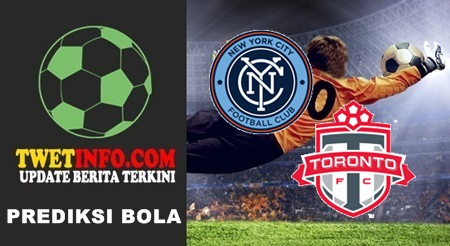 Prediksi New York City vs Toronto FC, USA MLS 17-09-2015