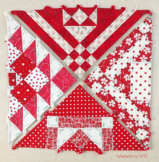 Edge Blocks - Nearly Insane Quilt