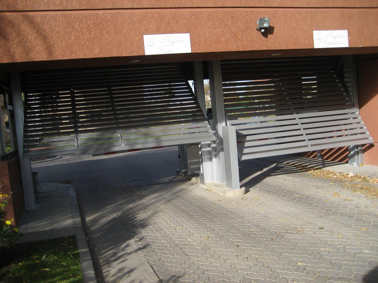 Megaport srl portones autom ticos seguros y confiables for Garajes modelos