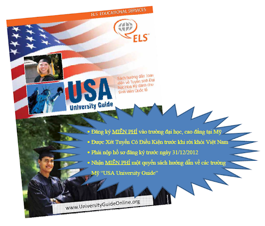 Làm thế nào để nhận học bổng du học ở Mỹ?