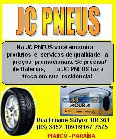 JC PNEUS E BATERIAS