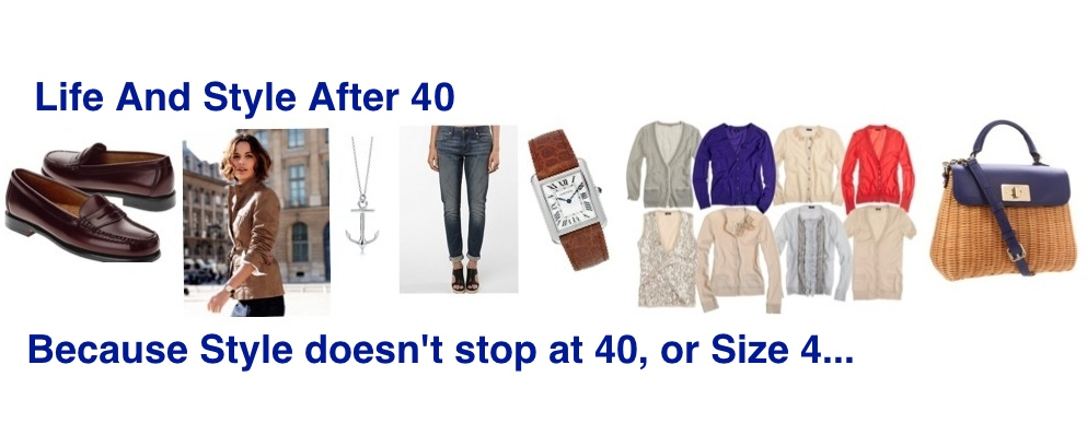 Life and Style after 40