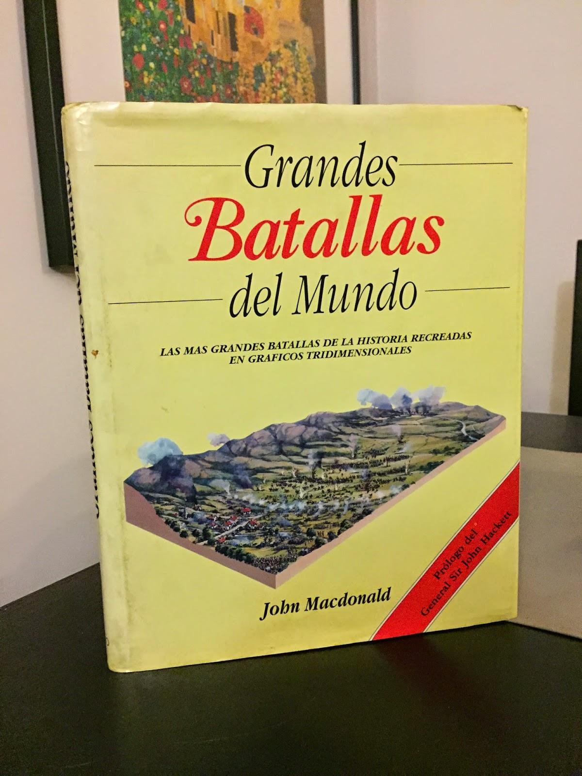 Grandes Batallas del Mundo, John Macdonald, Segunda Guerra Mundial