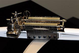 Music Machine Reuge par MB&F