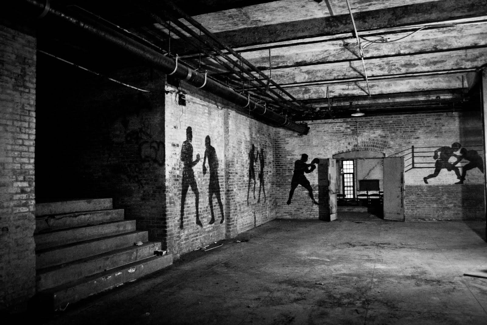 Kamera Obscura: Kingsbridge Armory: Bronx, NY
