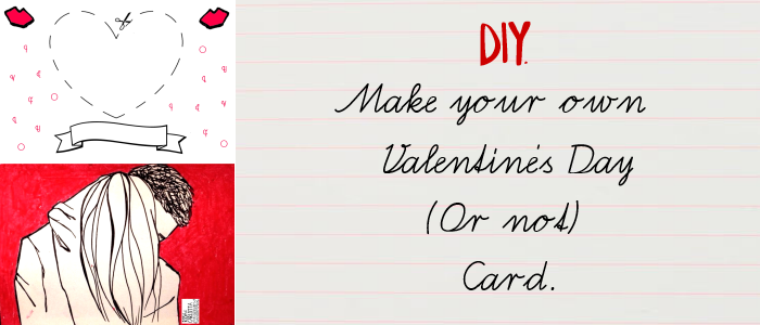 Easy DIY Valentines Day Cards  Red Tricycle