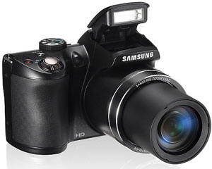 Samsung WB100 Superzoom Digital Camera