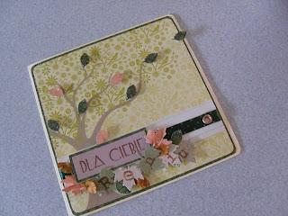 Jesienna karteczka