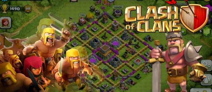 Pasang Strategi Jitu Clash of Clans Terbaik Town Hall 1-10