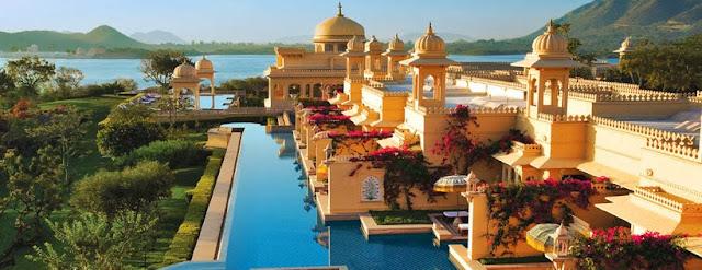 Top 10 Royal Hotels Of India