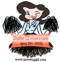 Thearica has the Schedule for Shake your Pom Poms