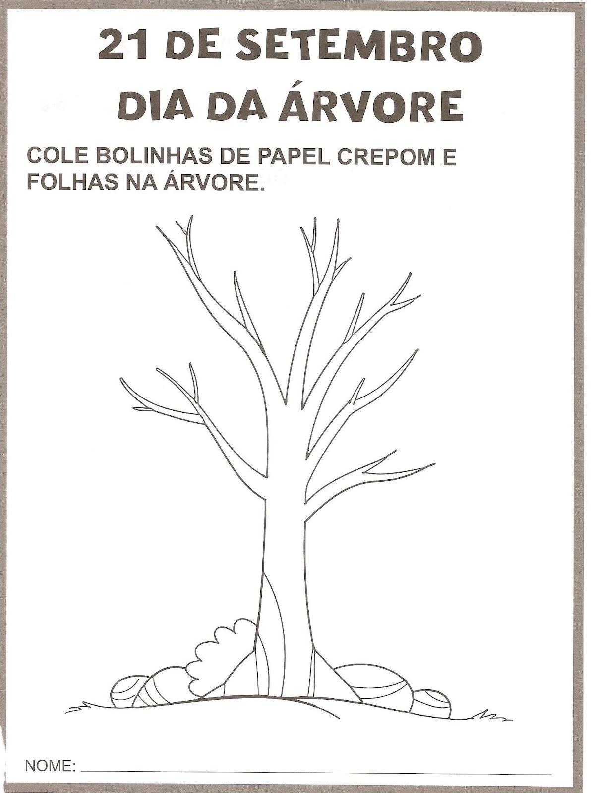 Favoritos PEDAGOGIA DO AFETO: ATIVIDADES DO DIA DA ÁRVORE E PRIMAVERA PX21