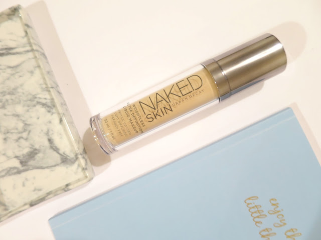 Urban Decay Naked Skin foundation base make up