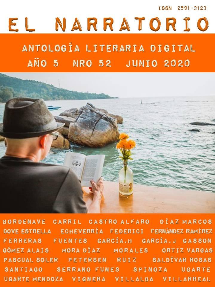 EL NARRATORIO  ANTOLOGÍA LITERARIA DIGITAL NRO 52